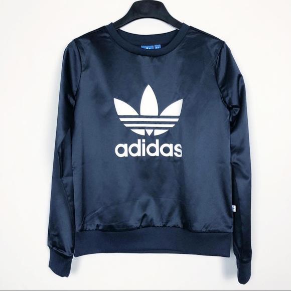 275a02fcddd9e adidas Sweaters | Trf Crew Sweat | Poshmark
